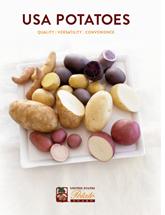 米国産ポテト―品質と汎用性の高い米国産ポテトのご紹介―